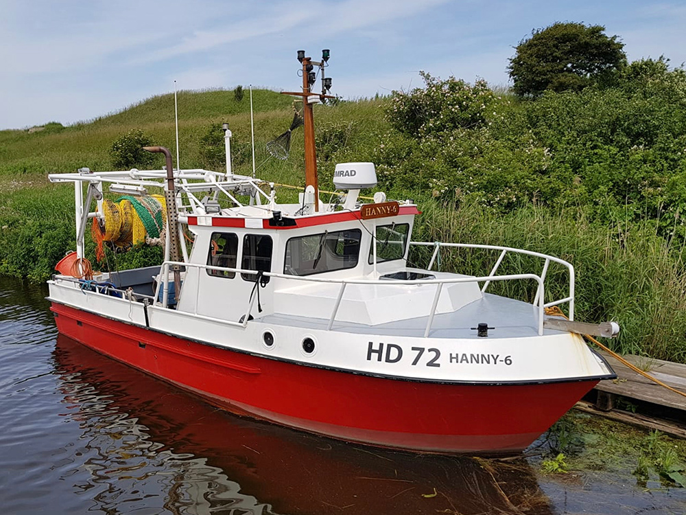 For sale: gillnetter HD72 Hanny 6