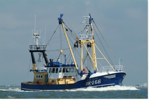 UK-266 Jacoba Aleida sold to new owners Urk (UK-44 Grietje)